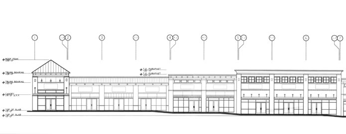 Brynfield Commons Elevation