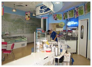 Carvel Interior