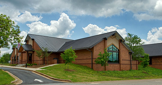 Madison County Public Library - Danielsville, GA