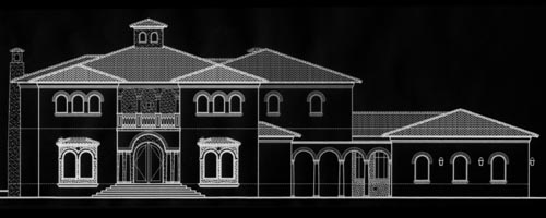 Valdosta Front Elevation