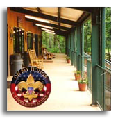 Camp Rainey Mountain Boy Scout Dining Hall